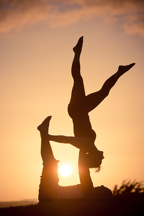 Photography by Roy Riley<br /> <br /> Acroyoga Copyright Roy Riley 0781 6547063