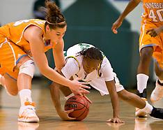20091222 - Tennessee at San Francisco (NCAA Women's Basketball)