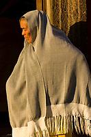 Elderly woman, San Miguel de Allende, Mexico