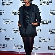 Jacqueline Shepherd attend TriForce Short Festival, on 30 November 2019, at BFI Southbank, London, UK.