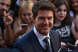 May 29, 2017 - Madrid, Madrid, Spain - Tom Cruise, 54 years-old, poses for a pictured during the premiere of 'La Momia' (The Mummy) at Callao cinema in Madrid. (Credit Image: © Jorge Sanz/Pacific Press via ZUMA Wire)