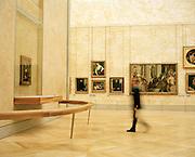 Mona Lisa,  Salle Des Etats, Musee du Louvre, Client: Fodor's Travel Guide To The Da Vinci Code