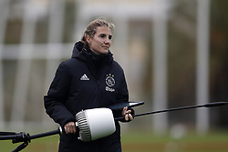 Vosse de Boode of Ajax during a training session of Ajax Amsterdam at the Cascada Resort on January 09, 2018 in Lagos, Portugal