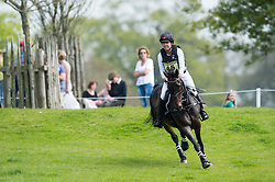 Head Libby, (USA), Sir Rockstar<br /> CCI4* - Mitsubishi Motors Badminton Horse Trials 2016<br /> © Hippo Foto - Jon Stroud<br /> 06/05/16