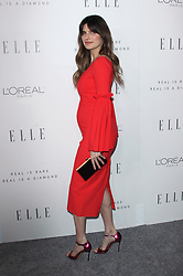 Elle Women in Hollywood Awards - Los Angeles. 16 Oct 2017 Pictured: Lake Bell. Photo credit: Jaxon / MEGA TheMegaAgency.com +1 888 505 6342
