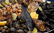 A seafood platter from the Kerry Coast.<br /> Picture by Don MacMonagle -macmonagle.com