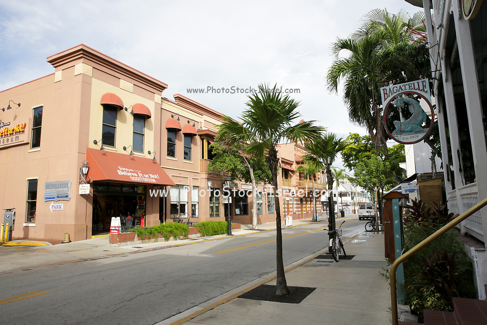 Architecture at Key West Florida,