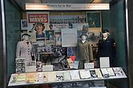 artifacts at The Women's Memorial, Washington DC.