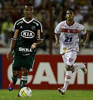 20120229: SAO PAULO, BRASIL -<br /> Campeonato Paulista  Série A1 2011/2012: S.E. Palmeiras vs C.A. Linense.<br /> In photo: Artur.<br /> PHOTO: CITYFILES