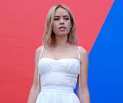 Edinburgh International Film Festival 2019<br /> <br /> Hurt By Paradise (World Premiere)<br /> <br /> Stars and guests arrive on the red carpet for the world premiere<br /> <br /> Pictured: Tanya Burr<br /> <br /> Aimee Todd   Edinburgh Elite media