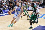 DESCRIZIONE : Campionato 2014/15 Dinamo Banco di Sardegna Sassari - Sidigas Scandone Avellino<br /> GIOCATORE : Miroslav Todic<br /> CATEGORIA : Palleggio Penetrazione<br /> SQUADRA : Dinamo Banco di Sardegna Sassari<br /> EVENTO : LegaBasket Serie A Beko 2014/2015<br /> GARA : Dinamo Banco di Sardegna Sassari - Sidigas Scandone Avellino<br /> DATA : 24/11/2014<br /> SPORT : Pallacanestro <br /> AUTORE : Agenzia Ciamillo-Castoria / Luigi Canu<br /> Galleria : LegaBasket Serie A Beko 2014/2015<br /> Fotonotizia : Campionato 2014/15 Dinamo Banco di Sardegna Sassari - Sidigas Scandone Avellino<br /> Predefinita :