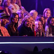 NLD/Hilversum/20120916 - 4de live uitzending AVRO Strictly Come Dancing 2012, publiek