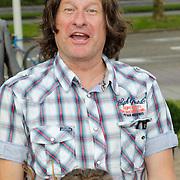 NLD/Amsterdam/20120813 - Premiere Sensations van Circus Herman Renz, Rob Muntz en dochter