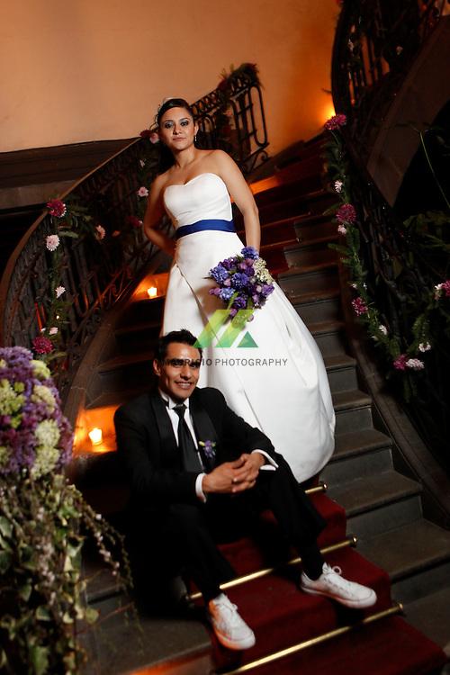 Se casaron pore el civil en Tonala #20 en la colonia Roma