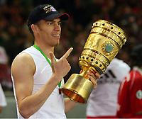 Valerien Ismael Bayern DFB Pokalsieger<br /> DFB-Pokal Finale Eintracht Frankfurt - FC Bayern Muenchen  Bayern München <br /> Norway only