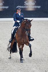 Voets Sanne, (NED), Vedet PB NOP<br /> Para Dressuur Finale<br /> Dutch Championship Dressage - Ermelo 2015<br /> © Hippo Foto - Dirk Caremans<br /> 19/07/15