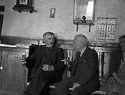 01/02/1957<br /> 02/01/1957<br /> 01 February 1957<br /> In a farmhouse near Bantry, possibly Drinagh,  Co. Cork.