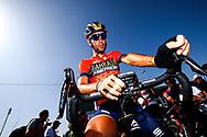 Vincenzo Nibali (ITA - Bahrain - Merida), during the UCI World Tour, Tour of Spain (Vuelta) 2018, Stage 9, Talavera de la Reina - La Covatilla 200,8 km in Spain, on September 3rd, 2018 - Photo Luca Bettini / BettiniPhoto / ProSportsImages / DPPI