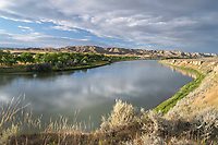 Missouri River near Judith Landing, Upper Missouri Breaks National Monument Montana