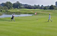 UTRECHT - Golfclub Amelisweerd.  Hole 2. COPYRIGHT KOEN SUYK