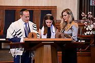 Isabel Footlik Bat Mitzvah