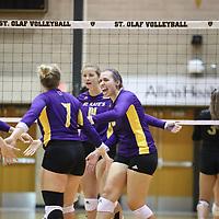 St. Olaf College Oles vs. St. Catherine University Wildcats
