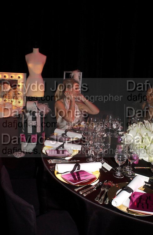 Louise Blackwell. Dinner to unveil the Van Cleef & Arpels jewellery collection 'Couture' with fashion by Anouska Hempel Couture. The Banqueting House, Whitehall Palace, London on 8th March 2005.ONE TIME USE ONLY - DO NOT ARCHIVE  © Copyright Photograph by Dafydd Jones 66 Stockwell Park Rd. London SW9 0DA Tel 020 7733 0108 www.dafjones.com