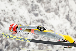 Richard Freitag of Germany during Ski Flying Hill Individual Competition at Day 2 of FIS Ski Jumping World Cup Final 2018, on March 23, 2018 in Planica, Ratece, Slovenia. Photo by Ziga Zupan / Sportida