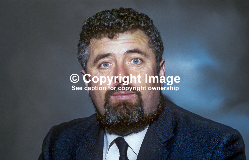 Frank O'Kelly, veterinary surgeon, Fine Gael politician, South-West Donegal, Rep of Ireland, 198210000208FOK<br /> <br /> Copyright Image from Victor Patterson, Belfast, UK<br /> <br /> t: +44 28 9066 1296 (from Rep of Ireland 048 9066 1296)<br /> m: +44 7802 353836<br /> e: victorpattersonbelfast@gmail.com<br /> <br /> www.images4media.com<br /> <br /> Please see my full Terms and Conditions of Use at https://www.images4media.com/p/terms-conditions - it is IMPORTANT that you familiarise yourself with them.<br /> <br /> Images used online incur an additional cost. This cost should be agreed in writing in advance. Online images must be visibly watermarked i.e. © Victor Patterson or that of the named photographer within the body of the image. The original metadata must not be deleted from images used online.<br /> <br /> This image is only available for the use of the download recipient i.e. television station, newspaper, magazine, book publisher, etc, and must not be passed on to a third party. It is also downloaded on condition that each and every usage is notified within 7 days to victorpattersonbelfast@gmail.com.<br /> <br /> The right of Victor Patterson (or the named photographer) to be identified as the author is asserted in accordance with The Copyright Designs And Patents Act (1988). All moral rights are asserted.