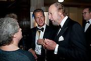 A.S. BYATT; MICHAEL PORTILLO; ED VICTOR, The 2009 Booker Prize dinner. Guildhall. London. 6 October 2009