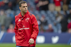 March 30, 2019 - Edinburgh, Scotland, United Kingdom - Johann van Grann of Munster during the Heineken Champions Cup Quarter Final match between Edinburgh Rugby and Munster Rugby at Murrayfield Stadium in Edinburgh, Scotland, United Kingdom on March 30, 2019  (Credit Image: © Andrew Surma/NurPhoto via ZUMA Press)
