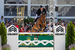 Mathy Mcauley Mark, IRL, Valentino Tuiliere<br /> Grand Prix Rolex powered by Audi <br /> CSI5* Knokke 2019<br /> © Dirk Caremans<br /> Mcauley Mark, IRL, Valentino Tuiliere