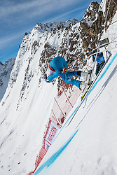 09.02.2017, St. Moritz, SUI, FIS Weltmeisterschaften Ski Alpin, St. Moritz 2017, Abfahrt, Herren, Training, im Bild Kjetil Jansrud (NOR) am Free Fall // Kjetil Jansrud of Norway at the free fall in action during the practice run of men's Downhill of the FIS Ski World Championships 2017. St. Moritz, Switzerland on 2017/02/09. EXPA Pictures © 2017, PhotoCredit: EXPA/ Alessandro Della Bella/ POOL