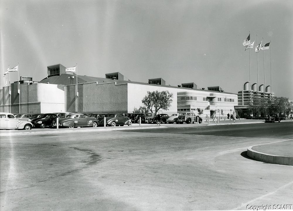 1941 The Pan-Pacific Auditorium