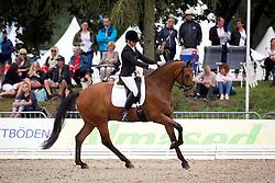 Habova Tereza (CZE) - Djazz F<br /> FEI World Dressage Championships for Young Horses<br /> Internationales Dressur- und Springfestival - Verden 2014<br /> © Dirk Caremans
