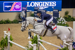 Allen Bertram, IRL, Molly Malone V<br /> World Cup Final Jumping - Las Vegas 2015<br /> © Hippo Foto - Dirk Caremans<br /> 19/04/2015