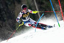 RIZZO Maxime of France during the Audi FIS Alpine Ski World Cup Men's Slalom 58th Vitranc Cup 2019 on March 10, 2019 in Podkoren, Kranjska Gora, Slovenia. Photo by Matic Ritonja / Sportida