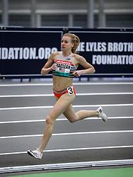 New Balance Indoor Grand Prix<br /> Staten Island, New York, February 13, 2021<br /> womens 1500m, New Balance