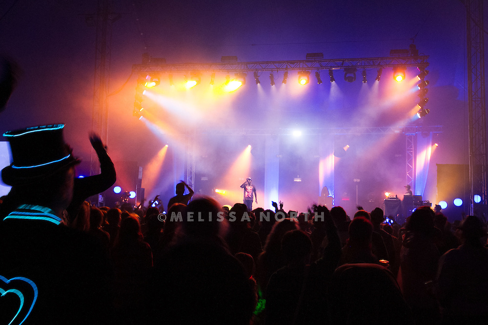 Atmosphere at Camp Bestival, Lulworth, UK on Saturday 28th July 2012. Photo by Melissa North.  Ref B2779