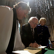 18.11.2018 Saint Patricks Cathedral Evensong with President