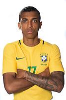 Football Conmebol_Concacaf - <br />Copa America Centenario Usa 2016 - <br />Brazil National Team - Group B - <br />Luiz Gustavo Dias