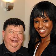 NLD/Amsterdam/20070301 - Perspresentatie So You wannabe a popstar, Jimmy Hutchinson en Monira MacIntosh