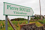 Chateau de Chamboureau. Pierre Soulez. Savennieres, Anjou, Loire, France