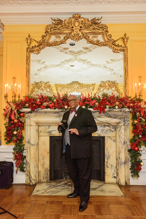 The 5th annual Christmas Concert for Compassion fundraising event to benefit New Legacy Reentry Corporation, Saturday December 15, 2018, at Louisville Presbyterian Theological Seminary's Gardencourt Mansion in Louisville, Ky. This event will support New Legacy's efforts to end recidivism and restore families affected by incarceration. (Photo by Brian Bohannon)