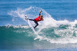 Current No.2 on the Jeep Leaderboard and reigning World Champion John John Florence of Hawaii advances directly to Round Three of the 2017 Hurley Pro Trestles after winning Heat 5 of Round One at Trestles, CA, USA.