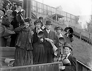 """""""LHS vs WHS 1915 in the grandstand"""""""
