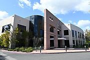 General overall view of the Mamba Sports Academy, Thursday, March 26, 2020, in Thousand Oaks, Calif. Kobe Bryant and daughter Gianna Bryant, were heading to the sports complex when on Sunday, January 26, 2020, they were among the people killed in a helicopter crash when a Sikorsky S-76B helicopter, piloted by Ara Zobayan, crashed around 30 miles northwest of downtown Los Angeles, en route from John Wayne Airport to Camarillo Airport.