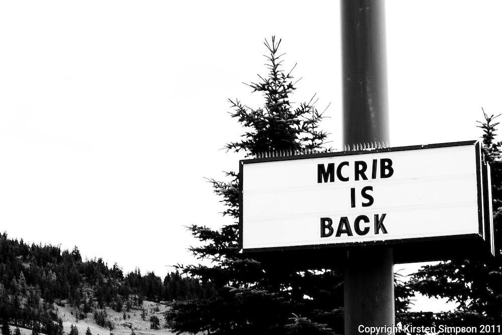 McDonalds in Merritt