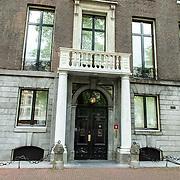 NLD/Amsterdam/20140512 - Ambtswoning burgemeester van der Laan Herengracht Amsterdam,