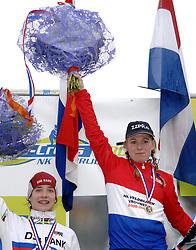 06-01-2007 WIELRENNEN: NK VELDRIJDEN VROUWEN: WOERDEN<br /> Daphny van den Brand heeft op superieure wijze de nationale titel veroverd bij het veldrijden<br /> ©2007-WWW.FOTOHOOGENDOORN.NL